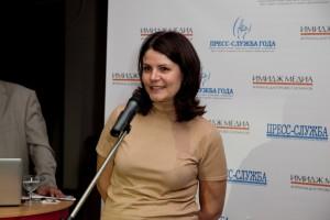 Член жюри Наталья Мандрова